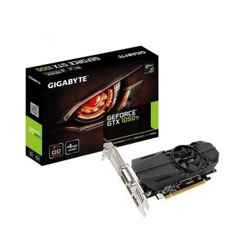 PLACA DE VIDEO PCI-EX GEFORCE GTX 1050TI 4GB 128BITS DDR5 GIGABYTE