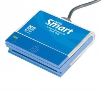 LEITOR DE CERTIFICADO DIGITAL USB SMARTCARD PS-1000