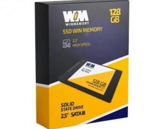 HD SSD 128GB WIM MEMORY SWR128G SATA3