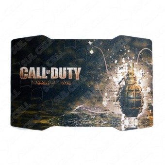 MOUSE PAD GAMER CALL OF DUTY 20,3CM X 30,9CM
