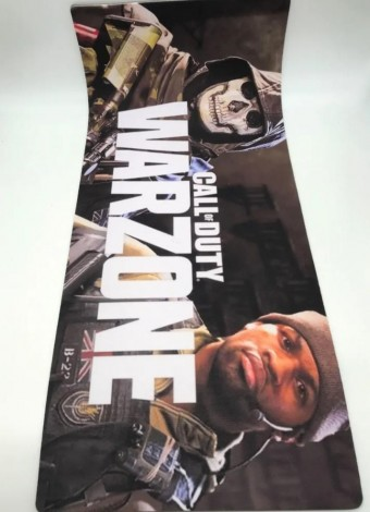 MOUSE PAD GAMER CALL OF DUTY 32CM X 65CM