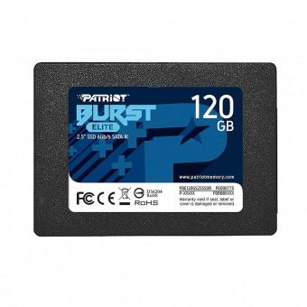 HD SSD 120GB PATRIOT BURST ELITE SATA3
